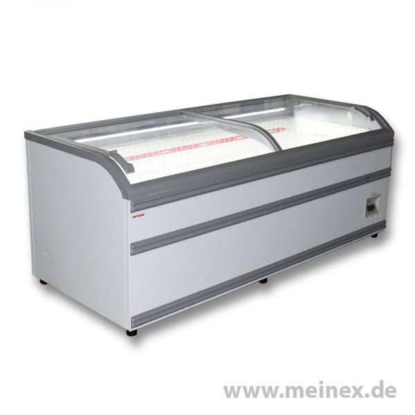 Kühltruhe +/- umschaltbar AHT Miami 210 (U) VS AD ECO LED - gebraucht
