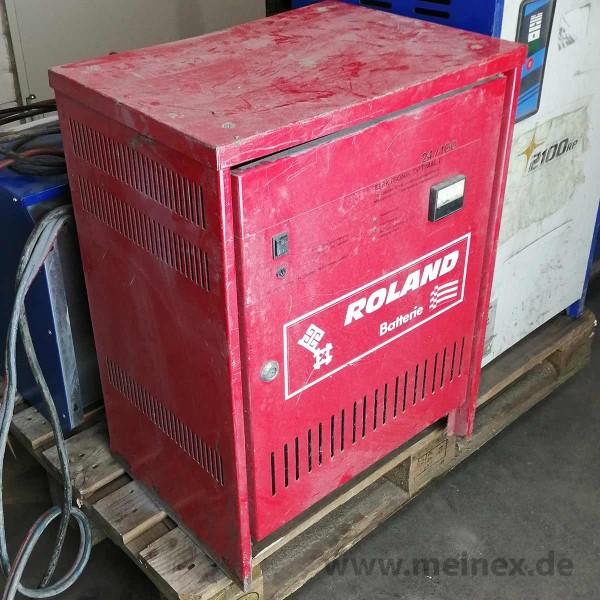 Ladegerät Roland Batterie 24/100 - gebraucht