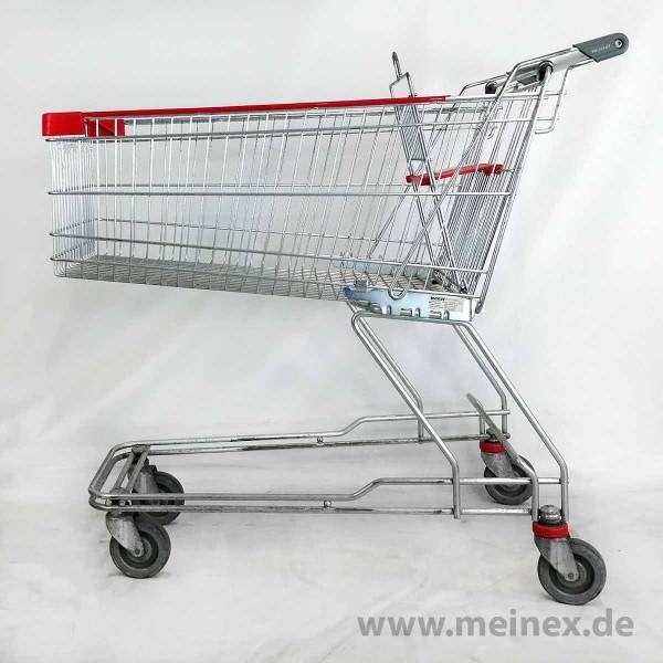 Einkaufswagen WANZL D155 RC - ohne Pfandschloss - gebraucht