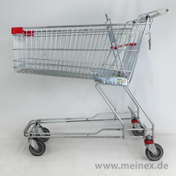 Einkaufswagen WANZL D155 RC - gebraucht