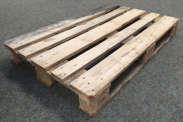 Euro pallets - 120x80cm - 1st choice