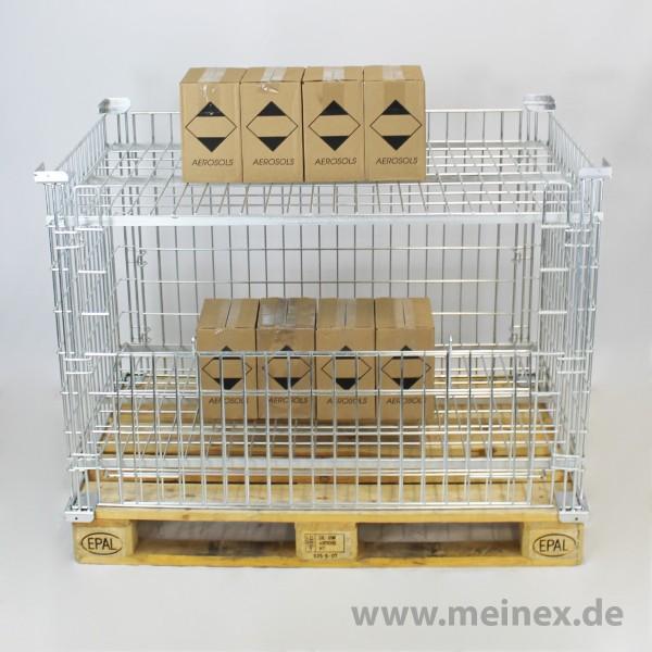 Gitterfacheinsatz - horizontal - für Gitteraufsatzrahmen