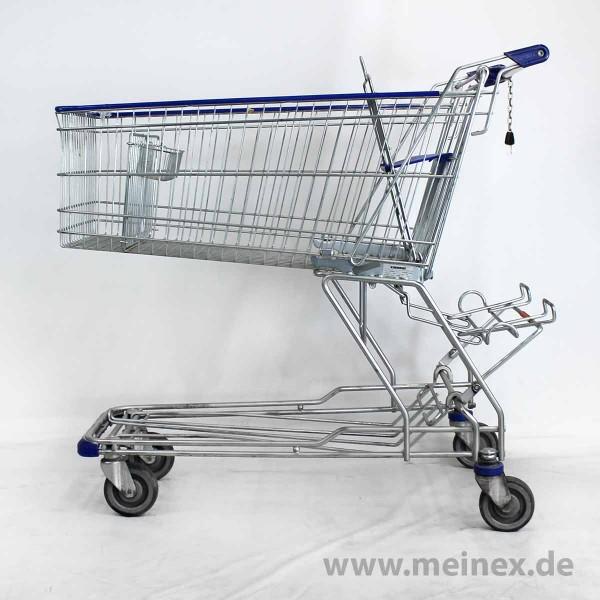 Einkaufswagen WANZL D155 RCA - gebraucht