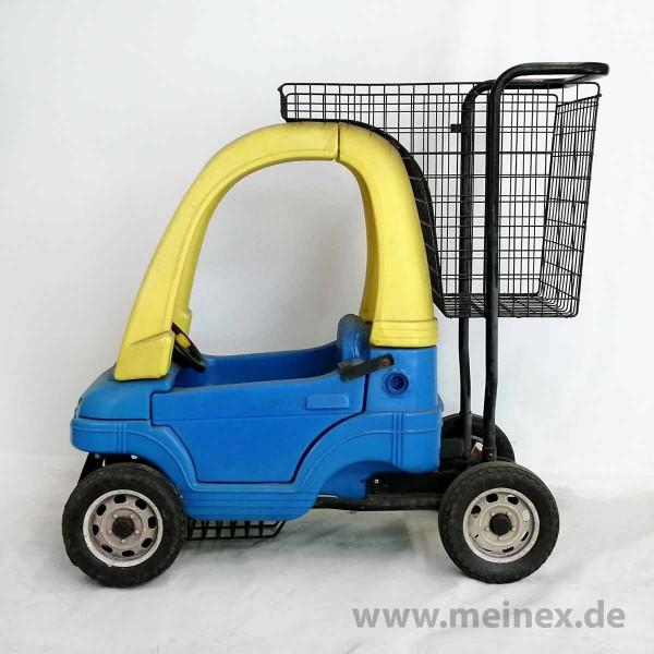 Kindereinkaufswagen Fun Mobil Einkaufswagen Wanzl - gebraucht