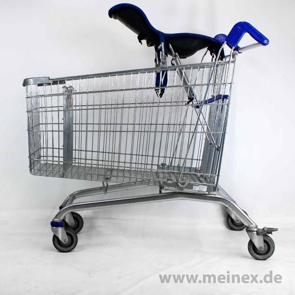 Einkaufswagen WANZL WTR 232 Liter - Babysafe - gebraucht