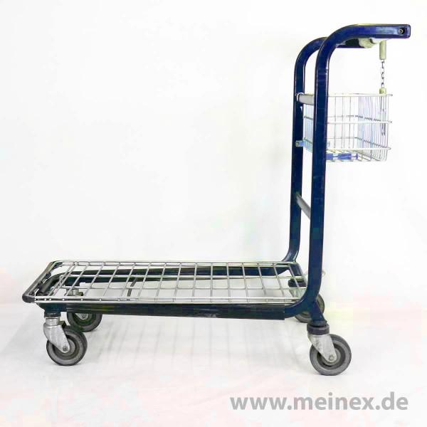 Plattformwagen / Transportwagen WANZL T25
