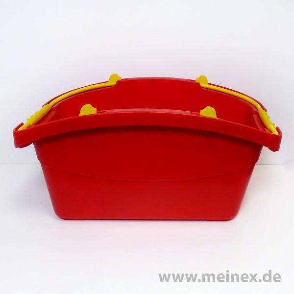 Einkaufskorb / SB-Einkaufskorb - 30 Liter - Rot - Neuware
