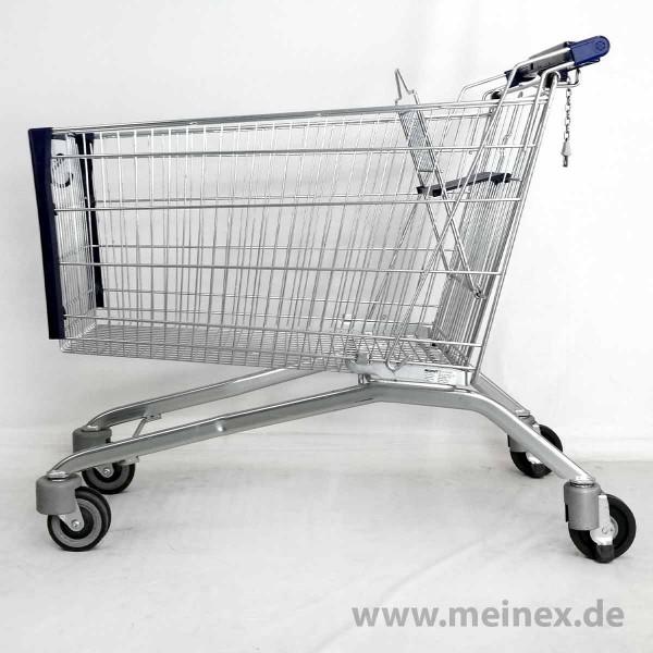 Einkaufswagen Wanzl AS 210 - Fahrsteigrolle - gebraucht