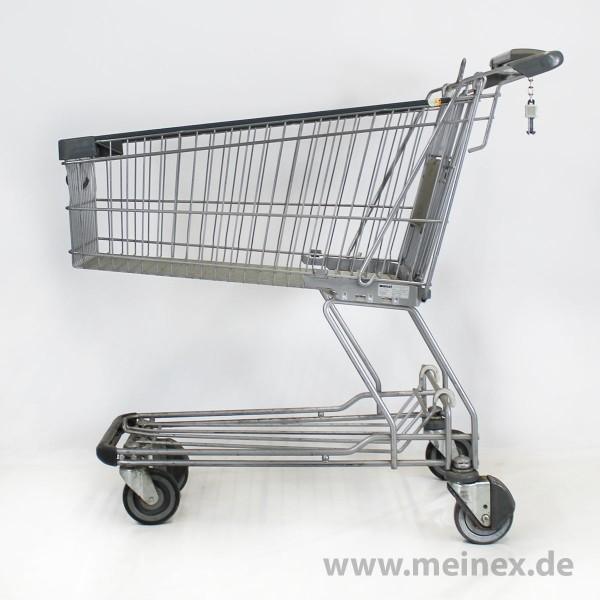 Einkaufswagen Wanzl DR 120 - verzinkt - gebraucht