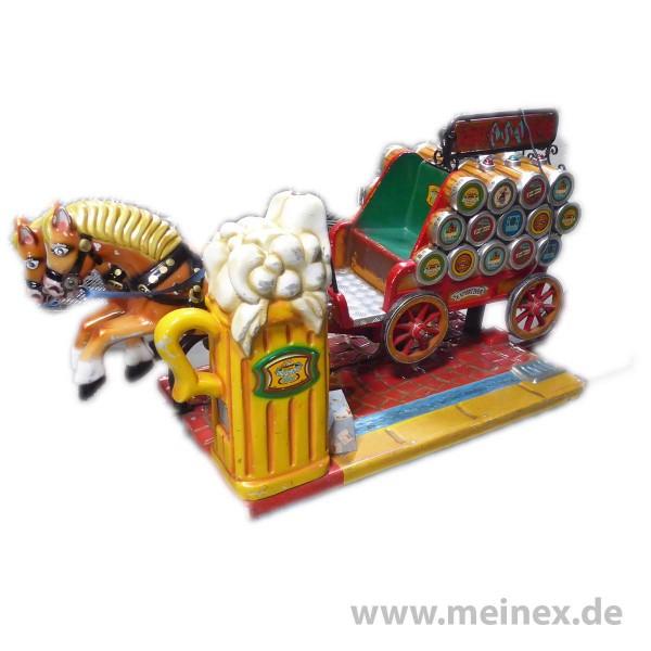 Kiddy Ride - Pferdegespann - gebraucht