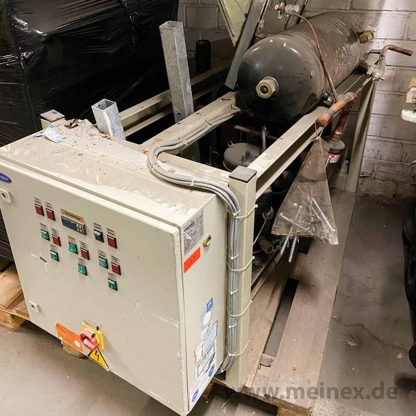 Verbundanlage Fischer VS2-ZS45 - gebraucht