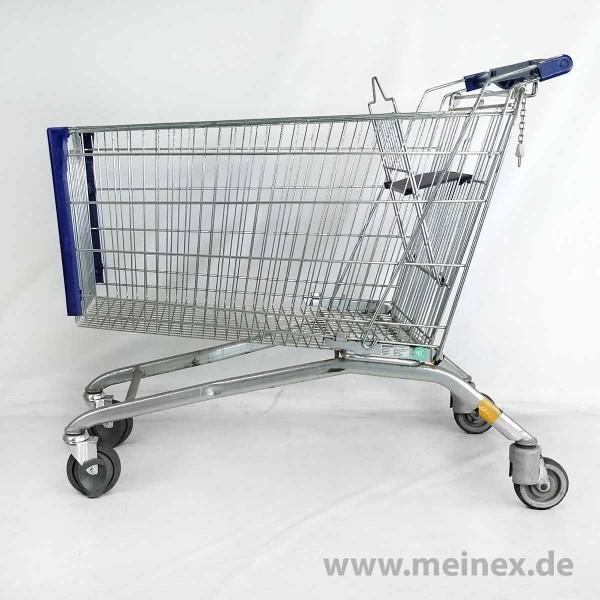 Einkaufswagen Wanzl AS 210 - Fahrsteigrollen - gebraucht