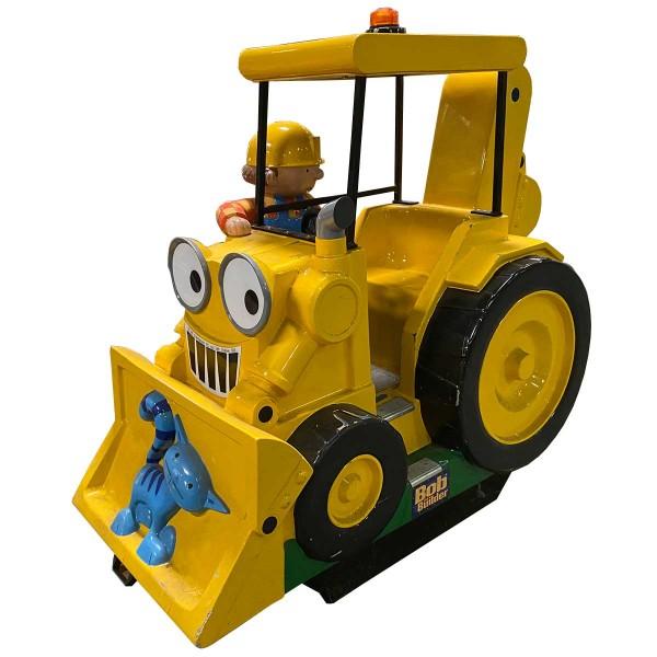 Kiddy Ride - Bob der Baumeister - gelb