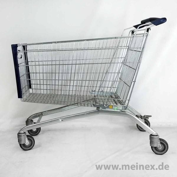 Einkaufswagen Wanzl AS 210 - Werbegriff - gebraucht