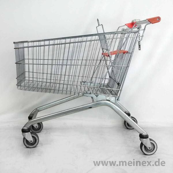 Einkaufswagen WANZL EL 150 - mit Pfandschloss - gebraucht