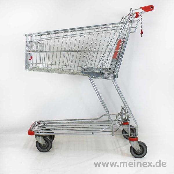 Einkaufswagen Wanzl D 101 RC - gebraucht