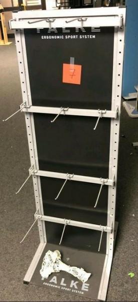 FALKE Ergonomic Sport System Präsenter für Blisterware - gebraucht