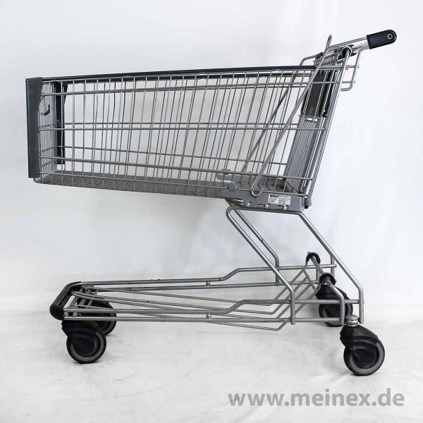 Einkaufswagen WANZL D155 RC35 - gebraucht