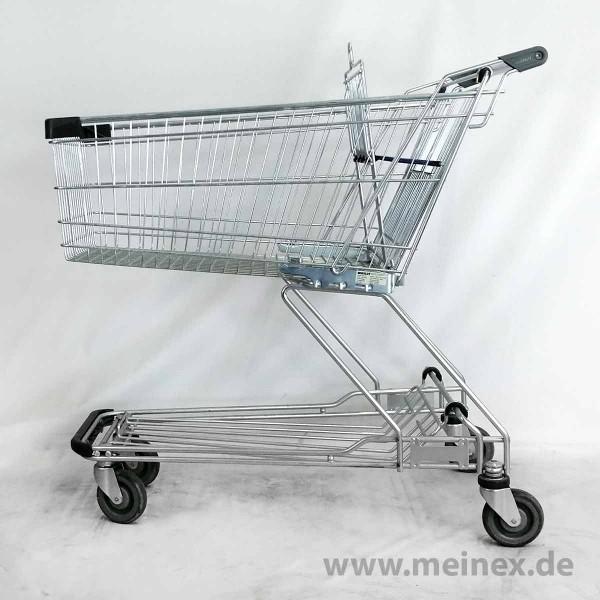 Einkaufswagen Wanzl SW 140 - ohne Pfandschloss - gebraucht