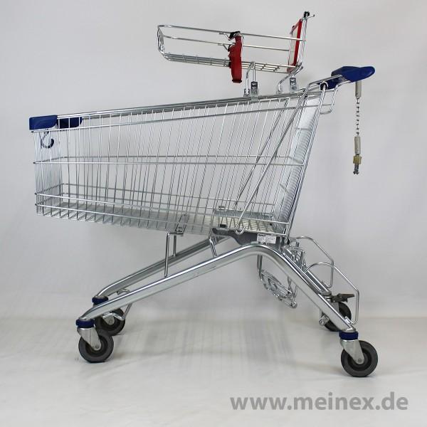 Einkaufswagen WANZL ELX 248 - Babysafe - gebraucht