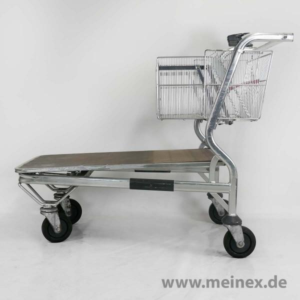 Plattformwagen / Transportwagen WANZL MUC 531 - gebraucht