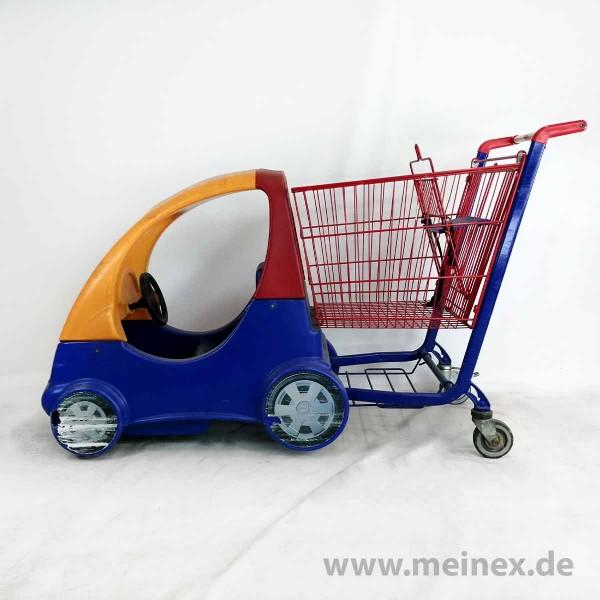 Kindereinkaufswagen Fun Mobil 130 - gebraucht
