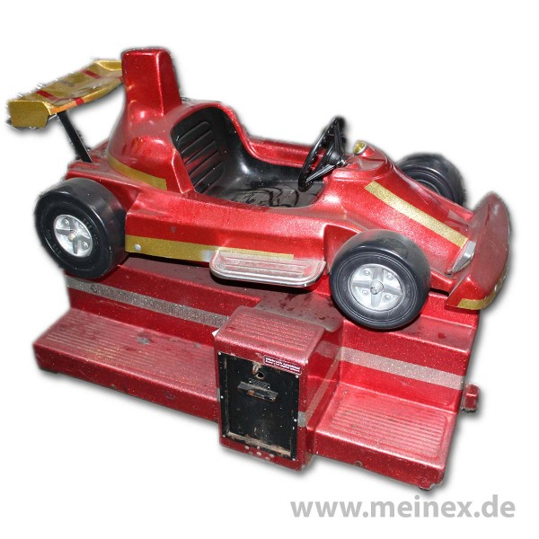 Kiddy Ride - Rennauto - used