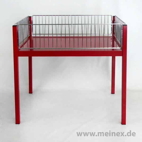 Wühltisch / Aktionstisch 80x60 cm - Neuware
