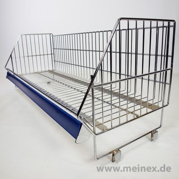 Drahtaufsatz für Aktionstisch P12/8 DUO - Wanzl - gebraucht