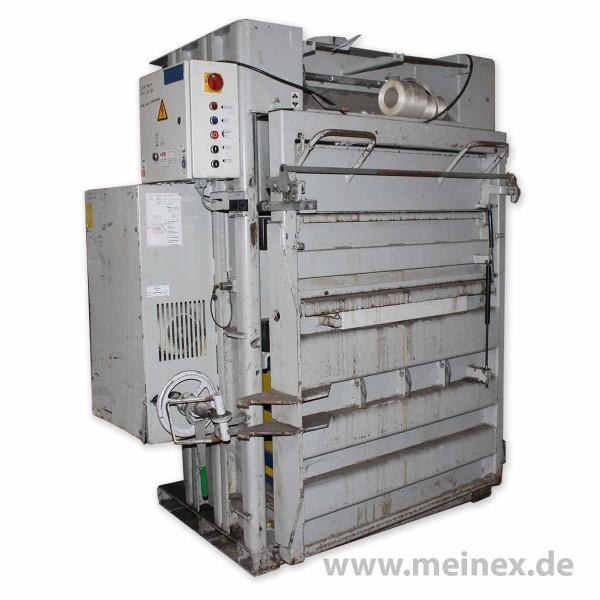 Ballenpresse / Papierpresse HSM 500 VL - gebraucht