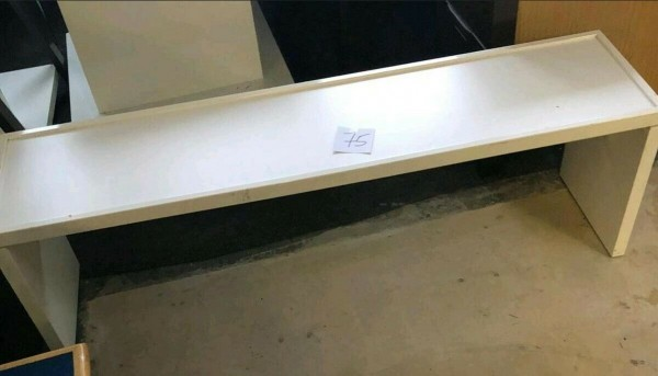 Holztisch Auslagetisch Deko Schaufenster Etagere - gebraucht