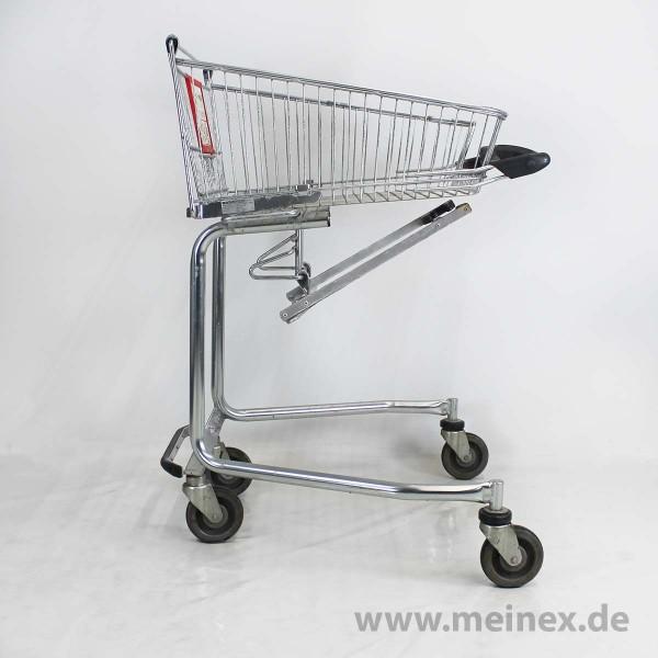 Einkaufswagen WANZL für Rollstuhlfahrer - gebraucht