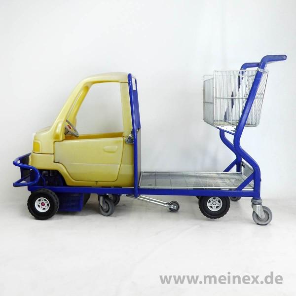 Kindereinkaufswagen Fun Mobil - gebraucht