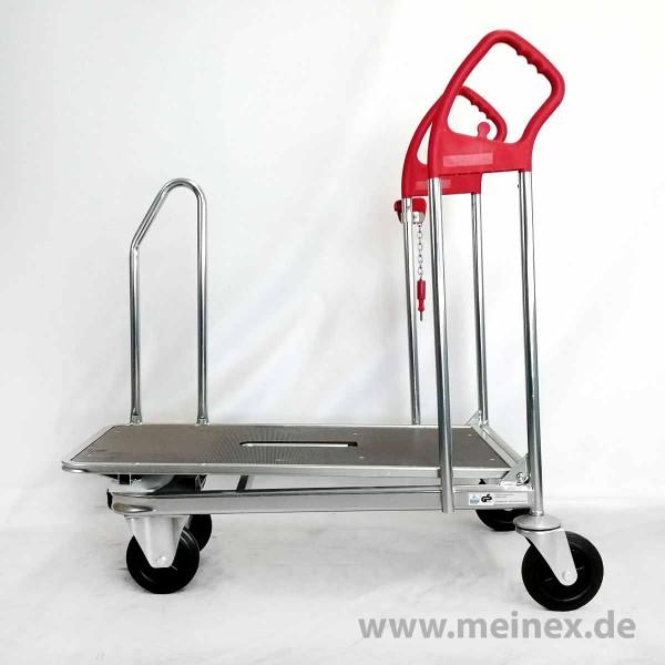 Plattformwagen / Spezialtransporter QHDC TBM-ST3 - neuwertig