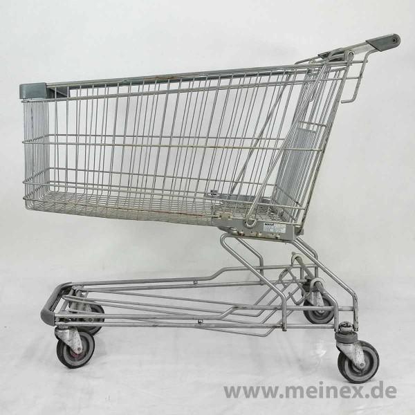 Einkaufswagen Wanzl D185RC27 - Kindersitz defekt - gebraucht