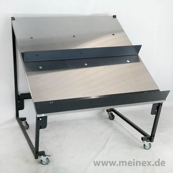 Verkaufsschräge / Obstschräge / Gemüseschräge - Kesseböhmer - gebraucht