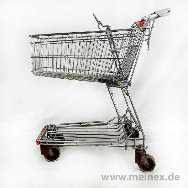Einkaufswagen Wanzl D85RC - Pfandschloss - gebraucht