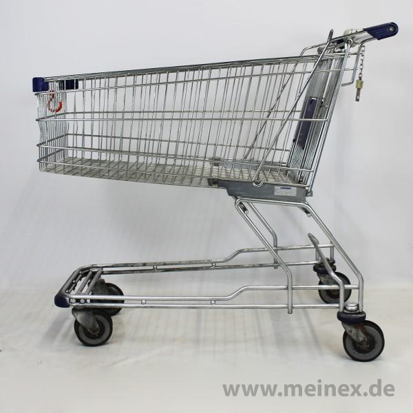 Einkaufswagen WANZL D155 RCF - gebraucht