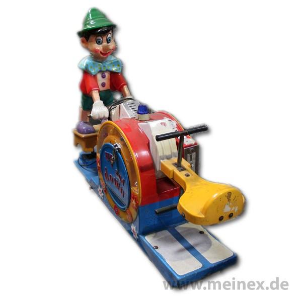 Kiddy Ride - Pinocchio - gebraucht