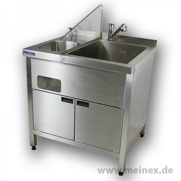 Gastro-Spülschrank ASCOBLOC - gebraucht