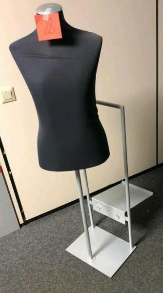 Torso Textilständer Schaufensterpuppe Schneiderpuppe - gebraucht