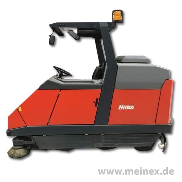 Kehrmaschine HAKO Hakomatic 1500 B - gebraucht