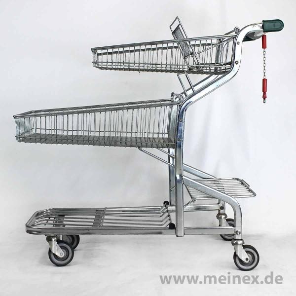 Einkaufswagen Caddie Modulo - gebraucht
