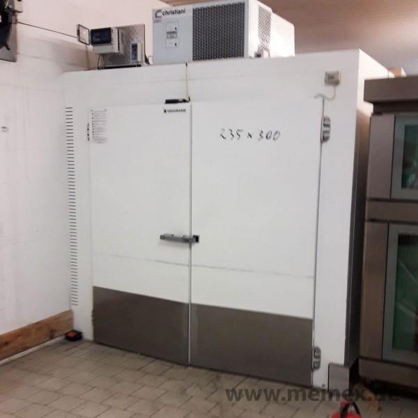Tiefkühlzelle 2,35 x 3 m - gebraucht