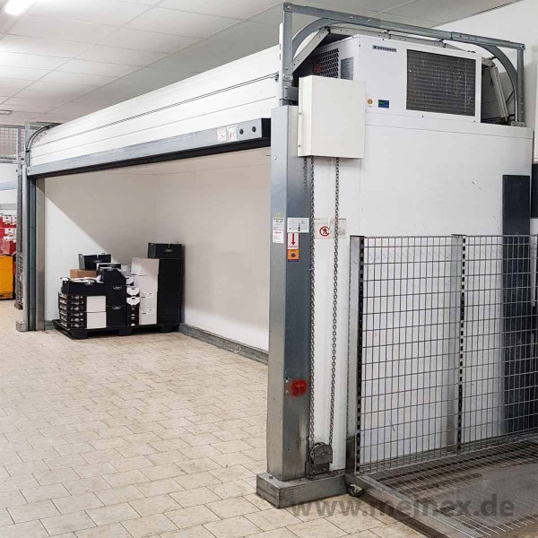 Kühlzelle - 3 Palettenstellplätze - gebraucht