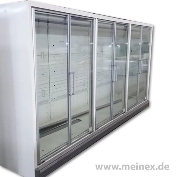Kühlregal Milas von Linde mit Glastüren - gebraucht