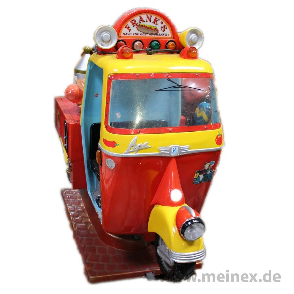 Kiddy-Ride - Hot Dog - gebraucht