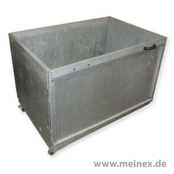 Logistikbox, Transportbox, Metallbox - gebraucht