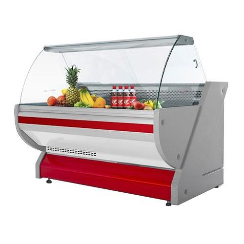 Kühltheke 2025 mm - 400 Liter - Neuware