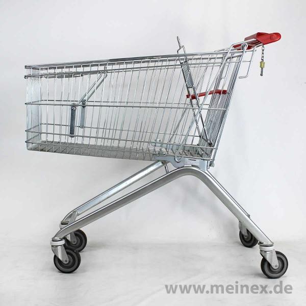 Einkaufswagen WANZL EL 185 - Korbablage - gebraucht